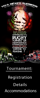 Viva Mexico Tournament Information