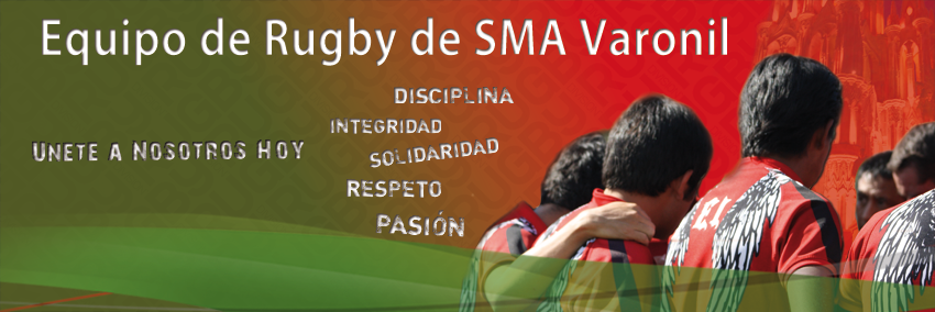 The San Miguel Men's Rugby Team